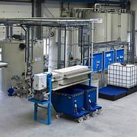 Оборудование для очистки сточных вод