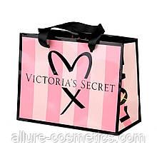 Сумка Victoria's Secret Signature Striped Pink Beach Tote