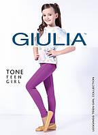 Однотонные легинсы для девочек ярких расцветок TONE TEEN GIRL 01, р 116-158, фото 1