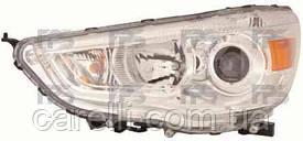 Фара передняя для Mitsubishi ASX '10-15 левая (DEPO) под электрокорректор