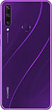Смартфон Huawei Y6p 3/64GB Phantom Purple, фото 4