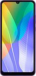 Смартфон Huawei Y6p 3/64GB Phantom Purple, фото 2
