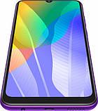 Смартфон Huawei Y6p 3/64GB Phantom Purple, фото 3