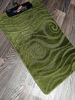 Набір килимків в ванну і туалет 100*60 см, фото 1