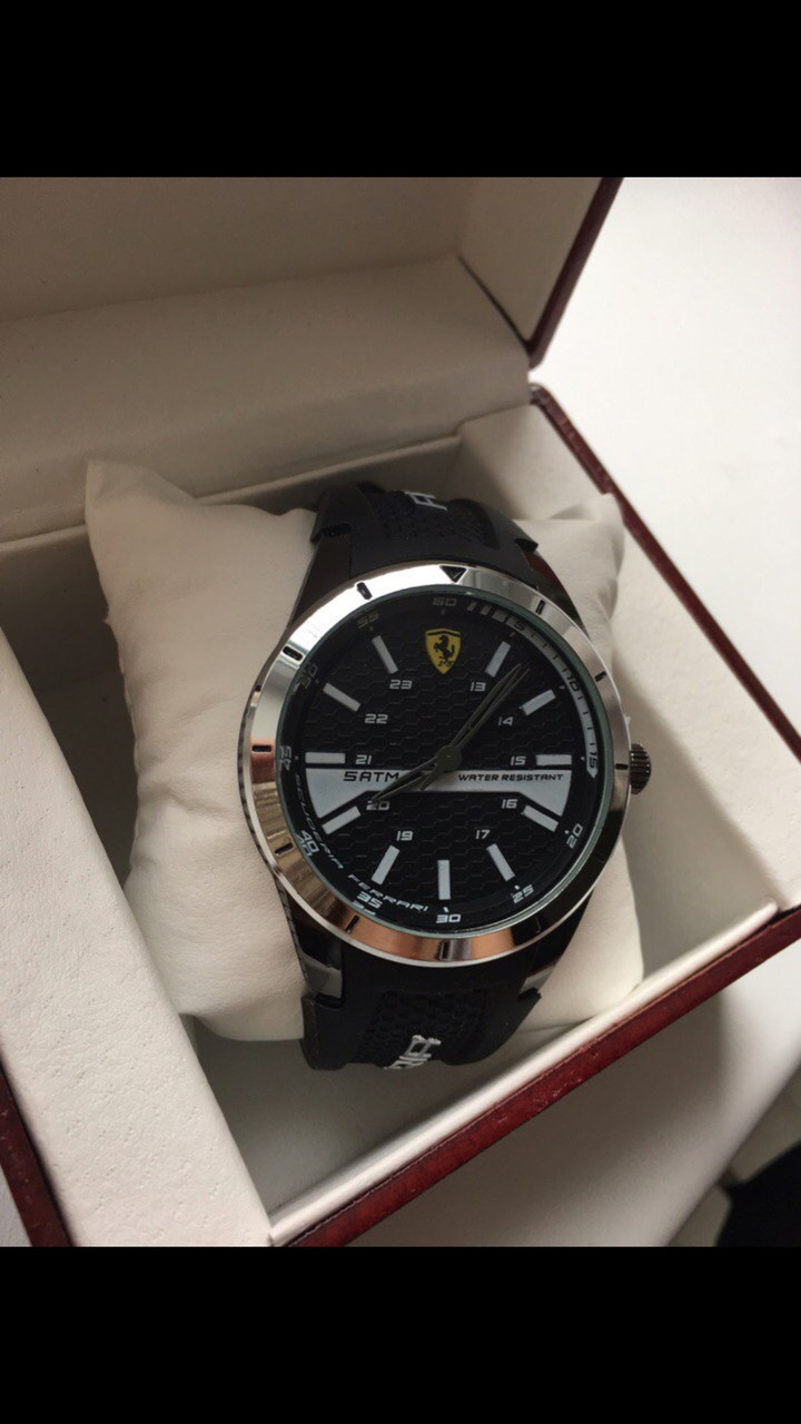 Наручные часы ferrari новый