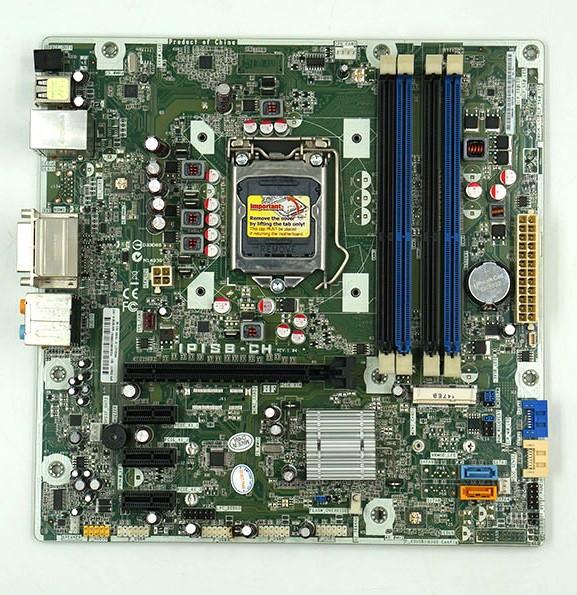 НАДЕЖНАЯ ПЛАТА LGA1155 ASUS IPISB-CH на DDR3 с HDMI ! s1155 из Германии с ГАРАНТИЕЙ