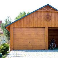 Купить ворота гаражные секционные в Днепропетровске