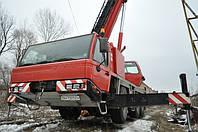 Аренда автокрана 50 - 60 тонн в Полтаве