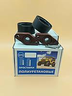 Проставки Ford C-MAX задние полиуретан увеличение клиренса, фото 1