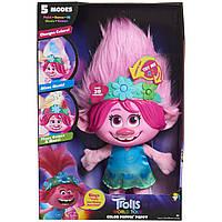 Интерактивная кукла Розочка Color Poppin' Poppy Trolls World Tour, фото 1