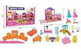 Кукольный домик с куклами и мебелью, фото 2
