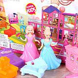 Кукольный домик с куклами и мебелью, фото 3