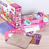 Кукольный домик с куклами и мебелью, фото 4