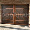 Секционные гаражные ворота Doorhan Premium