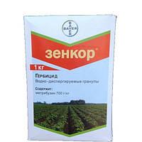 Системный гербицид Зенкор Байер1 кг (Метрибузин, Мистраль), для картофеля, томатов, сои