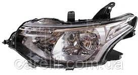 Фара основная левая Н7+НВ3 электро для Mitsubishi Outlander 2012-15