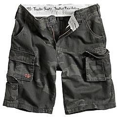Шорты Surplus Trooper Shorts S Черный 07-5600-42, КОД: 275751
