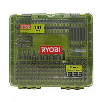 Набор для закручивания 141 аксессуар RYOBI RAKD141