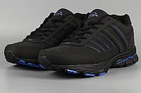 Кросівки чоловічі чорні Bona 800L Бона Розміри 42 43 45, фото 1