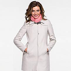 Пальто Geox W2415D CHALK 42 Белый W2415DCH, КОД: 706051