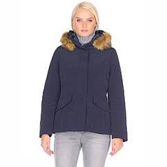 Пальто женское Geox W7420M 52 DARK NAVY W7420MDKNV, КОД: 1615746