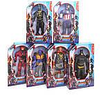 Супергерой игрушка Бетмен Черная пантера Человек паук, фото 2