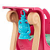 Enchantimals Рождественские сани Лисички Фелисити Snowtastic Sled Set with Felicity Fox Doll Mattel GJX31, фото 4