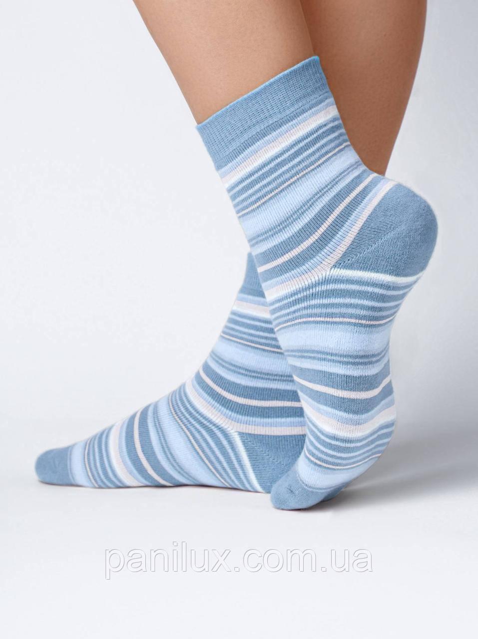 Жіночі махрові шкарпетки CONTE (COMFORT)