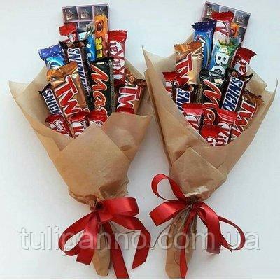 Букет из конфет №1