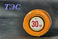 Переноска удлинитель электрические 30 м. 16 А ТЭС