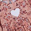 Платье с длинным рукавом Wanex EL-2-40780  92-110, фото 2