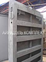 Затворы щитовые Серия 7.820-9 с ручным и электрическим приводами