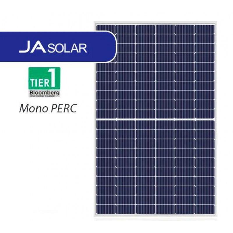 Монокристаллическая солнечная панель JA Solar 455 Вт JAM72D20-455/MB Bificial