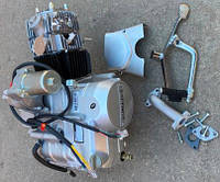 Двигатель / мотор для мопеда Alpha / Delta / Vista / Mustang / Sabur / Fermer / Riga / Active / Keeway / Horse