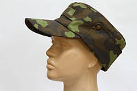Кепка военная с ушами