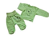 Комплект для новорожденного 2-х предмет. (футер), фото 1
