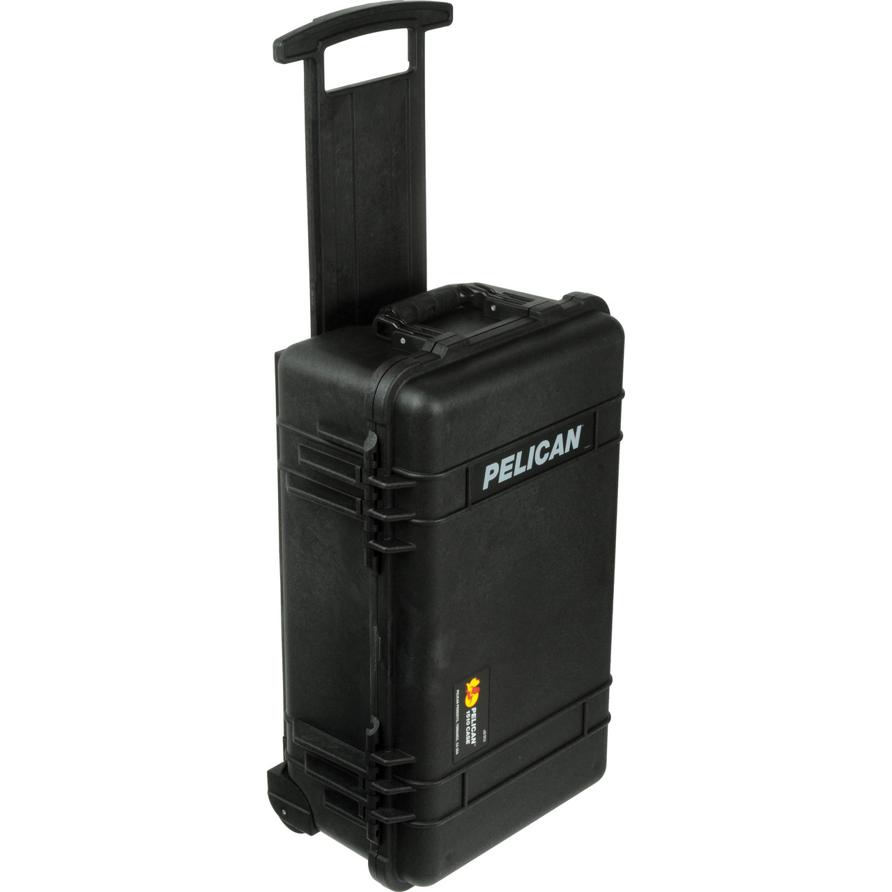 Pelican 1510 Carry-On Case with Foam Set (Black) (1510-000-110)