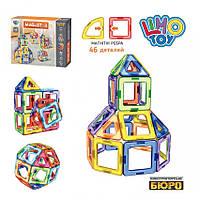 Магнитный конструктор LT1002 46 деталей Magnistar Limo toy