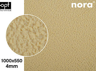 Astral Medium crepe (проф.62), цв.песочный (15), т.4мм эластичная резина для подошв Nora