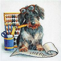 Набор для вышивки крестом Panna Д-0296 Бухгалтер
