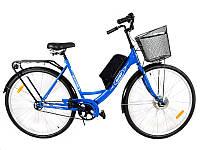Электровелосипед АИСТ 28 XF15 48В 500Вт литиевая батарея, фото 1