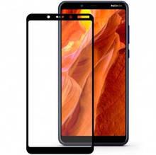 3D Защитное стекло для Nokia 5.1 Plus, X5 (2018) TA-1109, TA-1112 черное