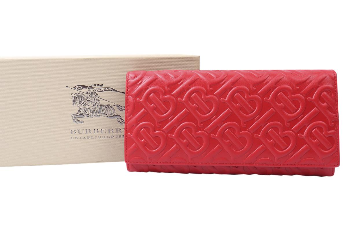 Элегантный женский кошелек из натуральной кожи, цвет красный
