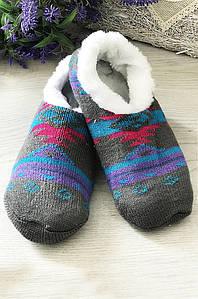 Тапок-носок  детские девочка  размер 35-36 111081P