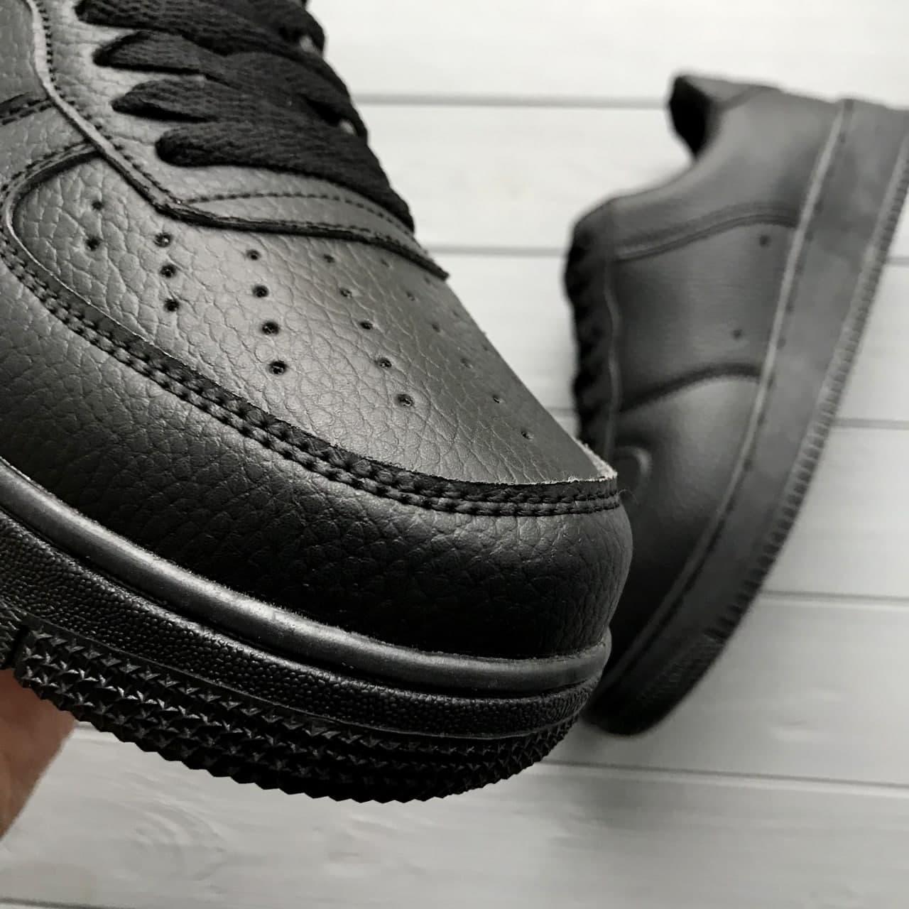 Чоловічі зимові кросівки Стіллі Рол (чорні)