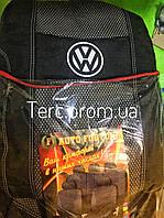 Чехлы на Volkswagen T5 (1+2) 2003- / авто чехлы Фольксваген T5