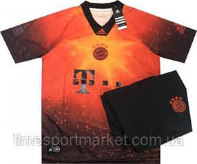 Дитяча Футбольна форма Баварія Мюнхен домашня сезон 2020-2021 (Оригінальна Репліка)