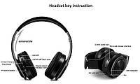 Bluetooth-наушники без потерь с микрофоном, Беспроводная стереогарнитура для Iphone, Samsung, Xiaomi.