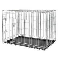 ТРИКСИ TRIXIE Транспортная клетка 64 × 54 × 48 см.