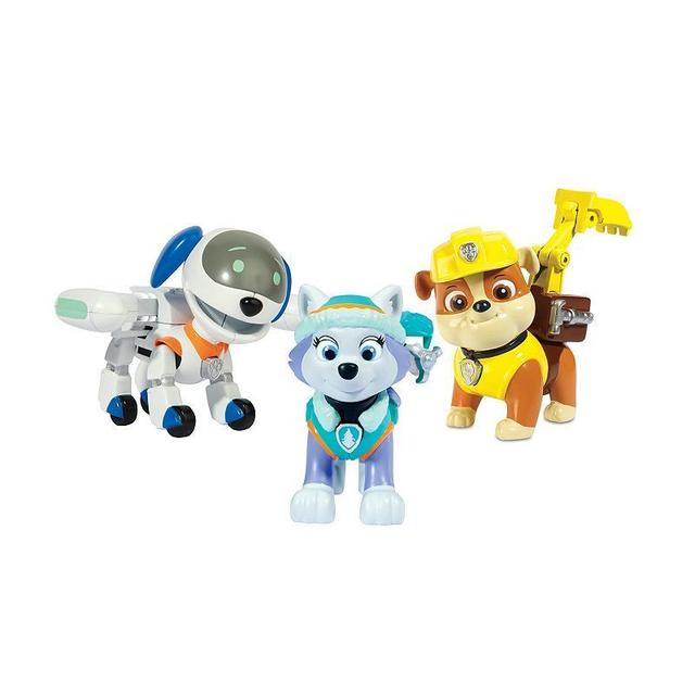 Everest, Robo Dog and Rubble